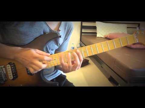 เพลง ใครคือเธอ วง Bar:labb Guitar Solo By Pathomphol Khiewpleng (Bas)