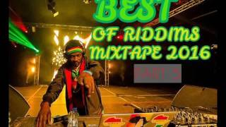 Best Of Riddim Mixtape (Part 5) Feat. Busy Signal,Sizzla, Fanta,,Romain,Lutan&More..(July 201016)