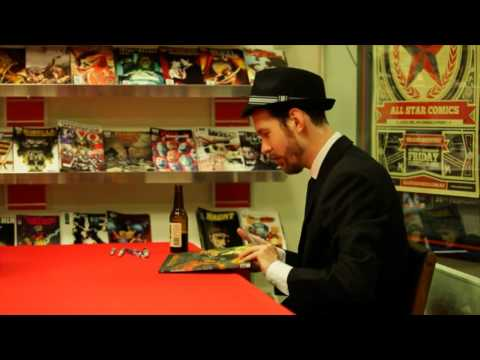 Ben Templesmith Signing at All Star Comics