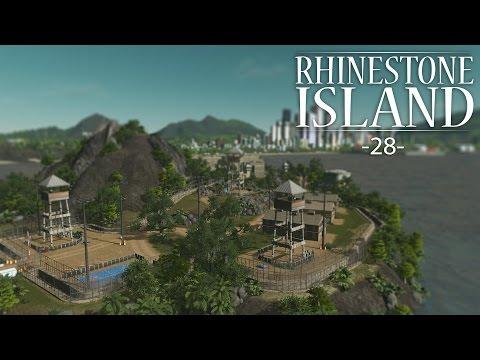 """Cities Skylines - Rhinestone Island [PART 28] """"Rhinestone Penitentiary"""""""