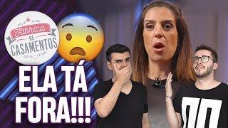 ELISA TAVARES É DEMITIDA DO FÁBRICA DE CASAMENTOS DO SBT! | Virou Festa