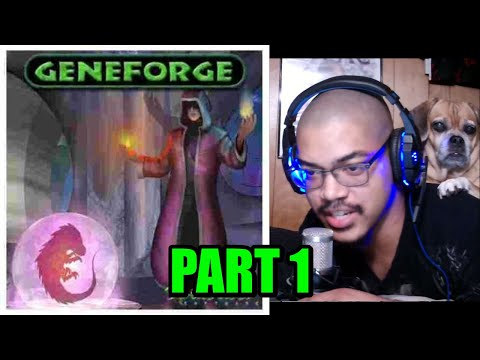 Kwame Plays: Geneforge [Part 1]