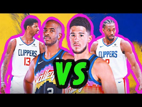 Suns vs. Clippers picks: Who will win the Western Conference finals?