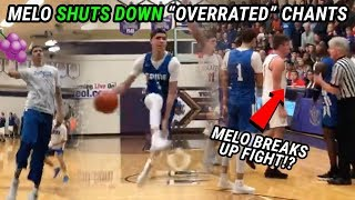 LaMelo Ball Shuts Down DISRESPECTFUL TEAM! Drops Huge TRIPLE DOUBLE With Crazy Dimes 😱