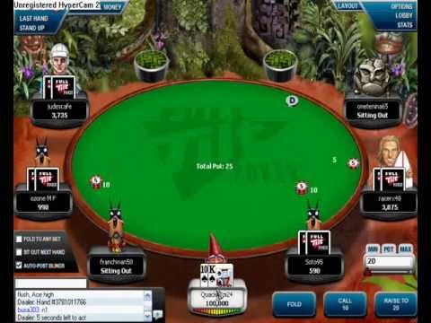 full tilt poker cheats