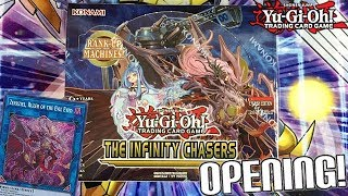 *NEW!* Yu-Gi-Oh! The Infinity Chasers Unboxing | Evil Eyes!