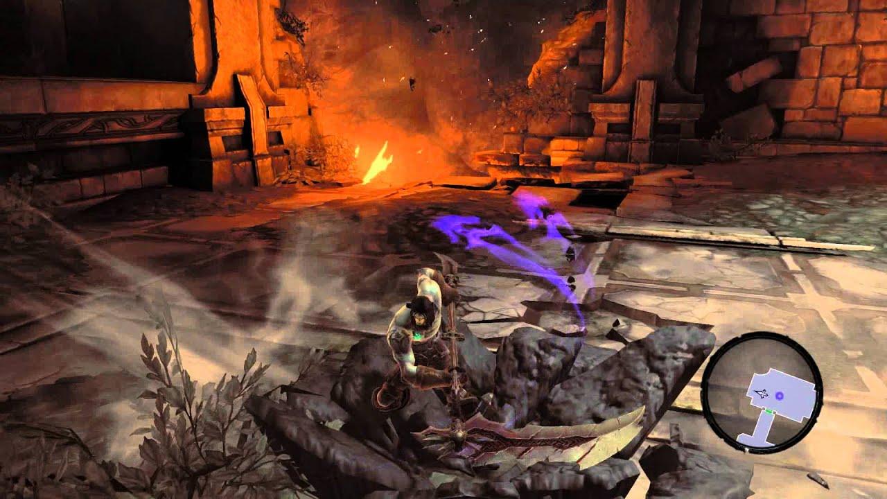 Darksiders 2 Level Up Skills Guide | HubPages