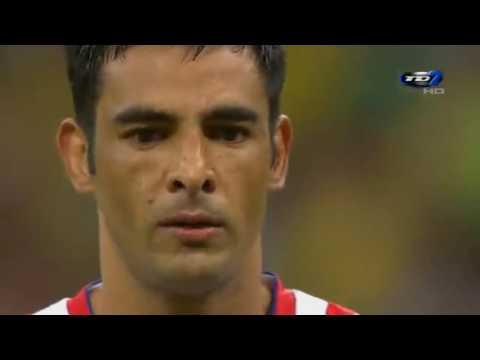 Costa Rica le gana a Grecia CARTAGO CELEBRA