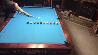 Pool Drill | Improve And Measure Your Potting Game - Sharivari