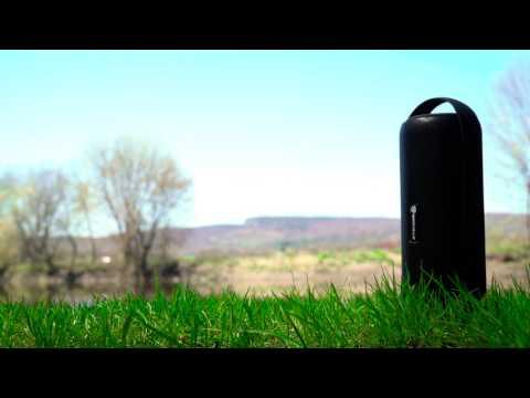 Rockville RPB25 40 Watt Portable/Outdoor Bluetooth Speaker