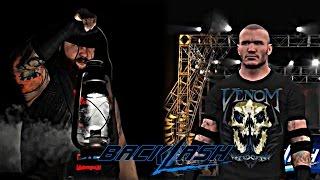 WWE 2K16 - BACKLASH 2016 - RANDY ORTON VS BRAY WYATT || EPIC MATCH HIGHLIGHTS ||