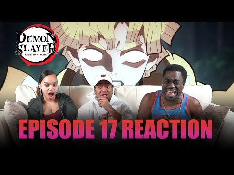 SIXFOLD! | Demon Slayer Ep 17 Reaction
