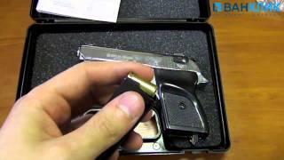Сигнальный пистолет Ekol Major 9mm хром