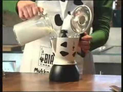 Cafeti re italienne mukka express bialetti cuisin 39 store - Youtube cuisine italienne ...
