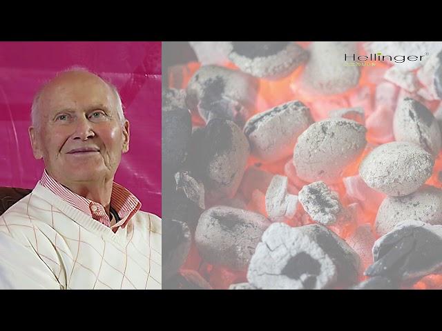 """Bert Hellingers Reflexion """"Die Flamme"""""""