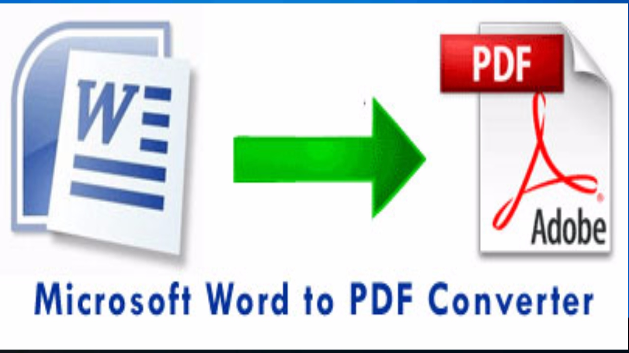 How to easily convert word to pdf files for free youtube how to easily convert word to pdf files for free stopboris Gallery