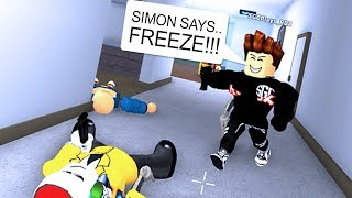 SIMON SAYS IN ROBLOX