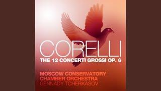 Concerto Grosso No. 1 in D Major, Op. 6: II. Allegro