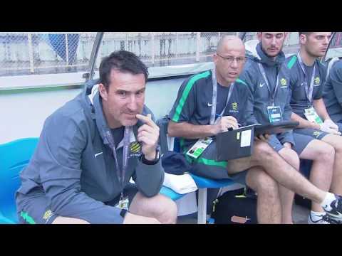 Australia vs Kyrgyzstan (AFC U-16 Championship: Group Stage)