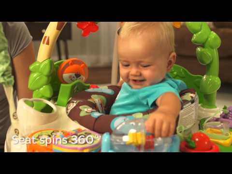 Fisher-Price Go Wild Jumperoo | Toys R Us Canada