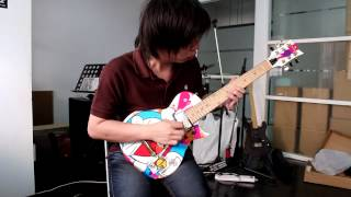 Doraemon Song with ESP  Doraemon Mini Guitar