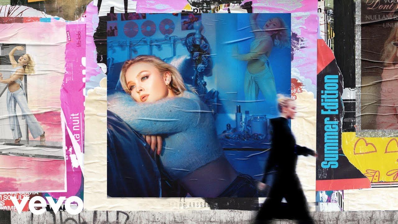 Zara Larsson - I Need Love (Official Audio) ft. Trevor Daniel