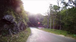 Sri Lanka Motorbike Tea Country Curves.wmv