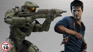 Top 10 Most Iconic Video Game Heroes