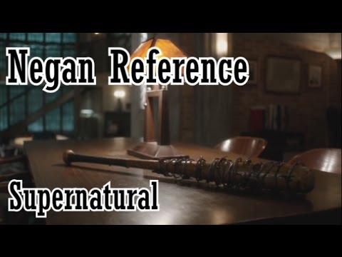 Supernatural Negan