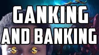 Imaqtpie - Ganking and Banking