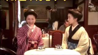 1月9日84と1月7日82の美和登場シーンから‼   Facebook 「あさが来た」私...