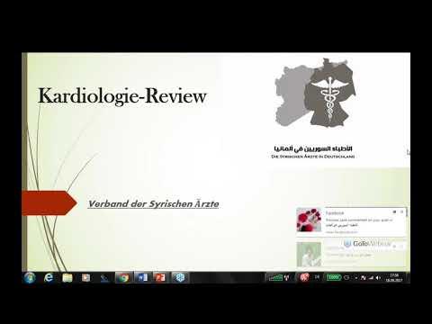 ACS, Kardiologie, Medizin-Review, Syrische Ärzte in Deutschland - Dr. Ahmad Saleh
