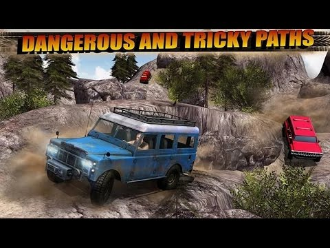 Offroad Driving Adventure 2016 - Android Gameplay HD