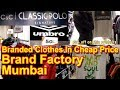 60% Discount on Original umbro classic polo puma and all branded clothes   BRAND FACTORY 2017