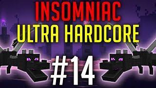 Minecraft Insomniac Ultra Hardcore #14 : Ender Dragon !