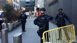Can NYPD question explosion suspect without a lawyer?