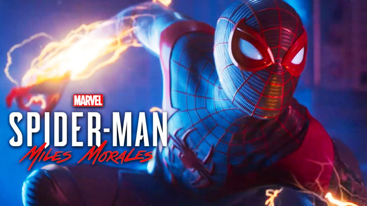 "Spider-Man: Miles Morales - Official ""Be Yourself"" TV Commercial 