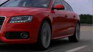 2010 Audi A5 Sportback Videos