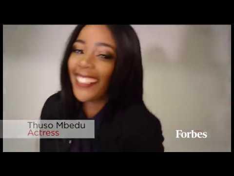 Forbes Africa 'under 30' 2018