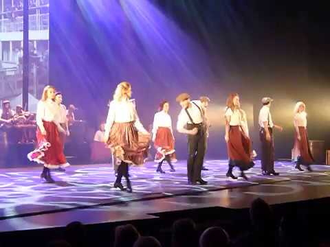 Irish Celtic - Titanic Dance (Live @ Poitiers - 21/12/2013)