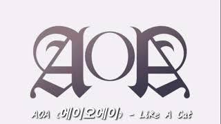 AOA (에이오에이) - Like A Cat