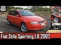 Fiat Stilo Sporting 2007 com Sky Window funcionando? Só aqui no Canal Route 99