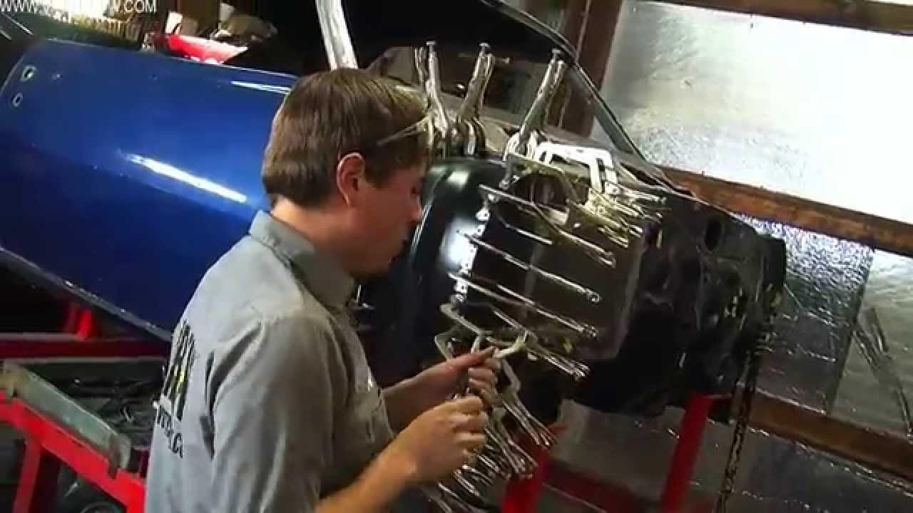 1968 Camaro Quot Reloaded Quot Oer Cowl Box Install Video V8tv