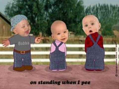 Redneck Baby!