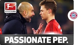 Guardiola's Personal Coaching Lesson for Kimmich - Carrot and Stick