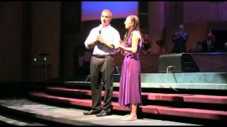 Marriage Proposal At Church
