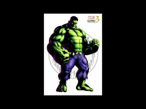 Marvel vs Capcom 3 - Theme of Hulk