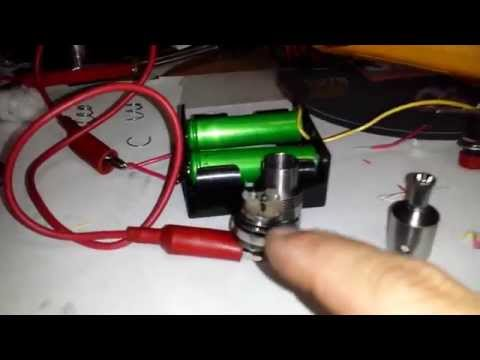 How to Build a Unregulated  Parallel mechincal Vaping mod from scratch