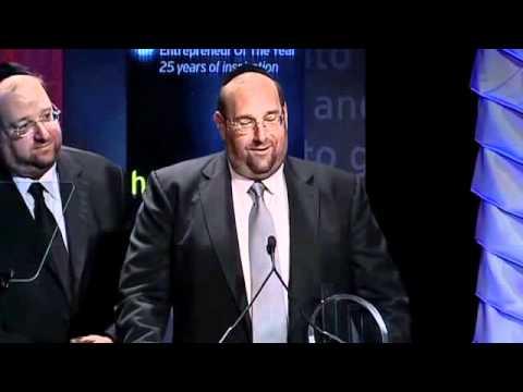 Steve Rechnitz 2011 EY Entrepreneur Of The Year Acceptance Speech