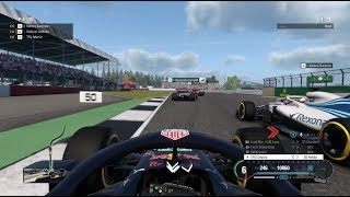 THE HARDEST DRIVER TO BEAT ON F1 2018